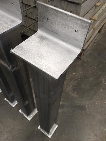 galvanised steel stumps in Melbourne